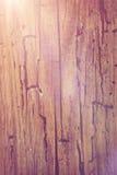 Fond en bois abstrait Photo libre de droits