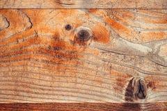 Fond en bois abstrait, texture en bois de pleine planche rustique de cadre Photo stock