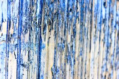 Fond en bois antique avec la peinture La peinture du soleil presque a épluché  Profondeur de coupe Photographie stock libre de droits
