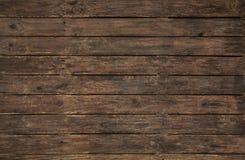 Fond en bois antique et vieux Surface vide d'un nostalgique image stock