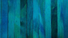 Fond en bois approximatif vertical de texture de cloison de séparation de bleu d'indigo faites écrire un certain espace pour des  photos libres de droits