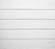 Fond en bois blanc photo stock