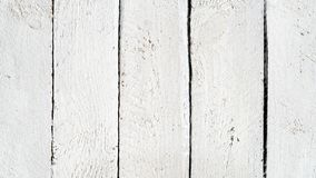 Fond en bois blanc de planches photographie stock