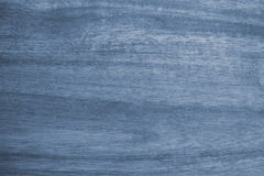 Fond en bois bleu Images stock
