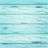 Fond en bois bleu Illustration de vecteur Image libre de droits