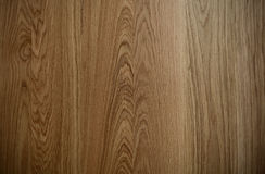 Fond en bois brun naturel Images libres de droits