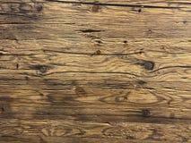 Fond en bois brun naturel vide image libre de droits
