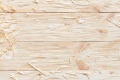 Fond en bois clair Photographie stock