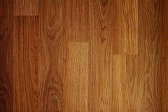 Fond en bois coloré de cru Vieux conseil brun dans des couleurs chaudes Texture Photographie stock libre de droits
