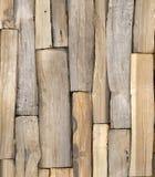 Fond en bois coupé photo libre de droits