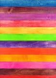 Fond en bois créatif Photographie stock