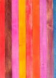 Fond en bois créatif Photographie stock libre de droits