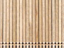 Fond en bois de bâtons Photos libres de droits