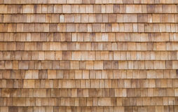 Fond en bois de bardeau Photos stock