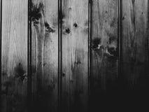 fond en bois de barrière, abrégé sur en bois étonnant blanc efect de noir de papier peint de texture Photographie stock libre de droits