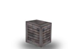 Fond en bois de blanc de cadre photo libre de droits