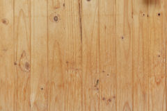 Fond en bois de Brown Photographie stock