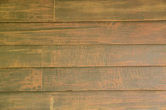 Fond en bois de Brown : Style ancien thaïlandais de maison Photos stock