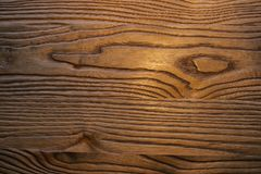Fond en bois de Brown images stock