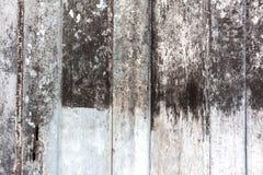 Fond en bois de brun de planche Photos libres de droits