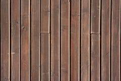 Fond en bois de configuration Images libres de droits