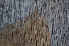 Fond en bois de configuration Image libre de droits