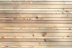 Fond en bois de couleur claire de grain Photo libre de droits