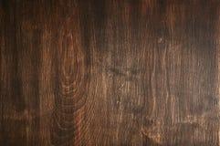 Fond en bois de couleur foncée photos libres de droits