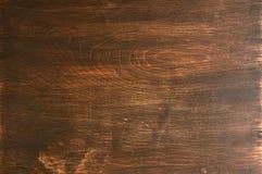 Fond en bois de couleur foncée photographie stock libre de droits
