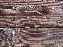 Fond en bois de cru Photographie stock