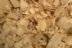 Fond en bois de découpages Photo libre de droits