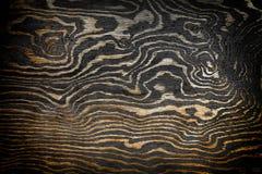 Fond en bois de grain Image libre de droits