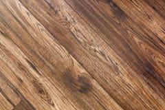 Fond en bois de modèle de texture de Brown image libre de droits