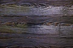Fond en bois de mur Photos libres de droits