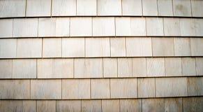 Fond en bois de mur Photographie stock