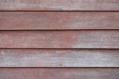 Fond en bois de mur Image libre de droits