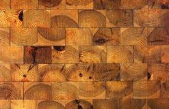 Fond en bois de mur de plan rapproché Photos libres de droits