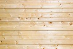Fond en bois de panneau Photographie stock libre de droits