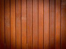 Fond en bois de panneau Image libre de droits