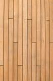 Fond en bois de paquet de bateau Photos stock