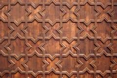 Fond en bois de plafond Images stock