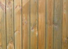 Fond en bois de planche de couleur olive Photos libres de droits