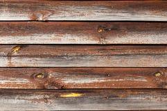 Fond en bois de planches Image libre de droits