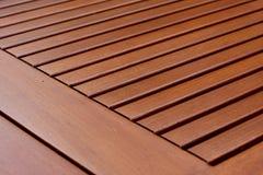 Fond en bois de table, texture Images stock