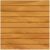 Fond en bois de texture avec les panneaux bruns Images libres de droits