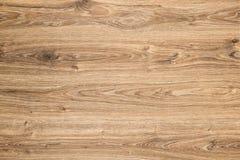 Fond en bois de texture, bois de construction en bois granuleux de chêne de modèle de Brown image libre de droits