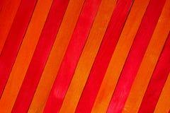 Fond en bois de texture de cloison de séparation de thème rouge et jaune d'indigo approximatif de cru faites écrire un certain es photo libre de droits