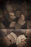 Fond en bois de texture de bois de construction avec l'espace Images stock