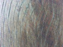 Fond en bois de texture de Brown Image stock