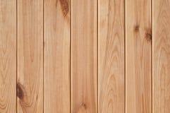Fond en bois de texture de brun de planche Photos libres de droits